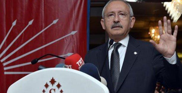 Kılıçdaroğlu: Yaşanan süreç bir darbe sürecidir
