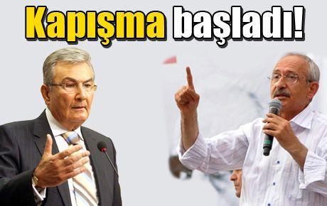 Kılıçdaroğlu – Baykal kapışması başladı