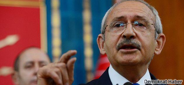 Kılıçdaroğlu, CHP'lilerin 'barış' metnini imzalamasını yorumladı