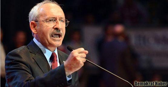 Kılıçdaroğlu: Biz barışın olmasını istiyoruz
