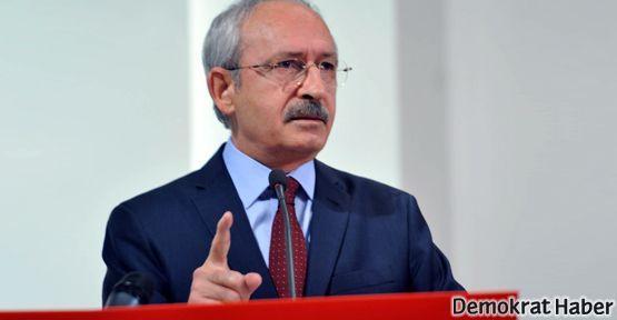Kılıçdaroğlu: Biz mi işinize son verdik?