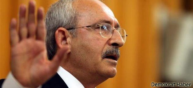 Kılıçdaroğlu, CHP'li vekilleri türban konusunda uyardı