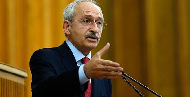 Kılıçdaroğlu: Delillerin karartıldığı bir ülkede yaşıyoruz