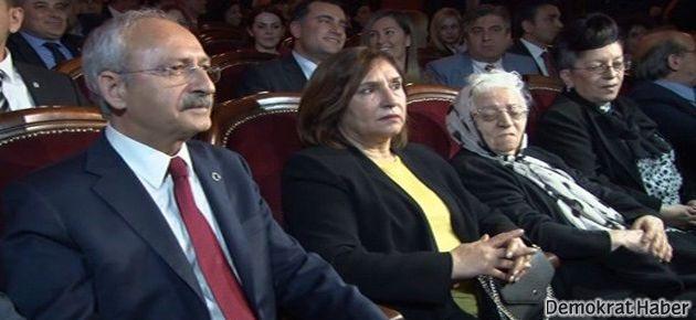 Kılıçdaroğlu Dersim Belgeseli izledi