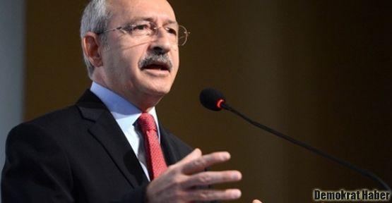 Kılıçdaroğlu: Devrimcilerin mücadelesi ışık tutuyor