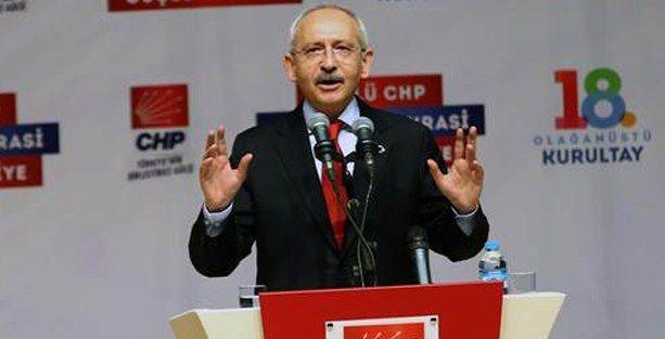 Kılıçdaroğlu: Devrimciliğimiz kağıttan devrimcilik değil