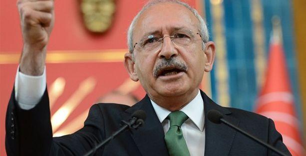 Kılıçdaroğlu: Erdoğan rüşvet alan konumunda!