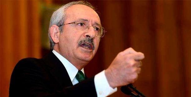 Kılıçdaroğlu: Erdoğan ülkeyi ateşe atıyor