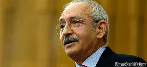 Kılıçdaroğlu: Erdoğan'a komisyon isteyeceğiz