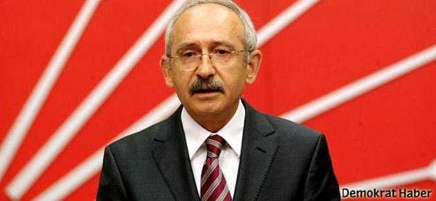 Kılıçdaroğlu: Hükümet Çarşı'dan hesap soruyor