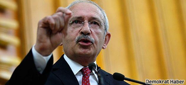 Kılıçdaroğlu grup toplantısına yoğun güvenlik önlemi arasında geldi