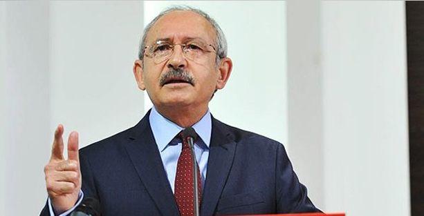 Kılıçdaroğlu: IŞİD Erdoğan'ın koruması altında