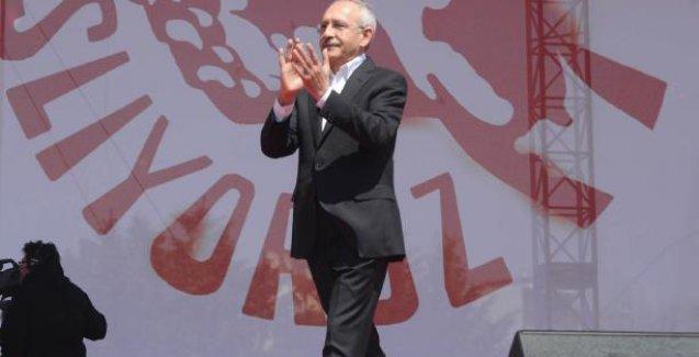 Kılıçdaroğlu: İşsizliği ve yoksulluğu sıfırlayacağız