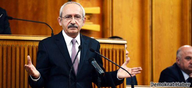 Kılıçdaroğlu: Kadını vitrin olarak kullandılar