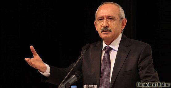 Kılıçdaroğlu: Keskin duruşumuzu bırakalım