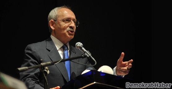 Kılıçdaroğlu: Kimse silahları bırakacağız demiyor