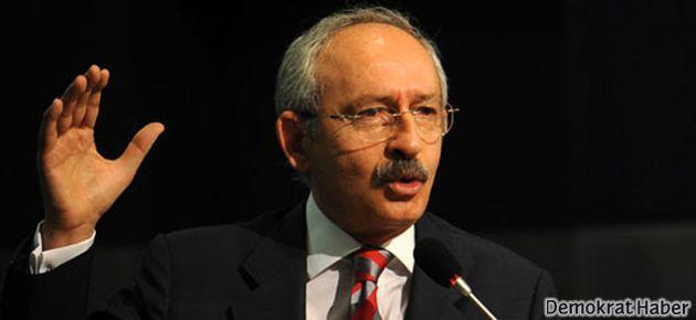 Kılıçdaroğlu kırmızı çizgilerini açıkladı