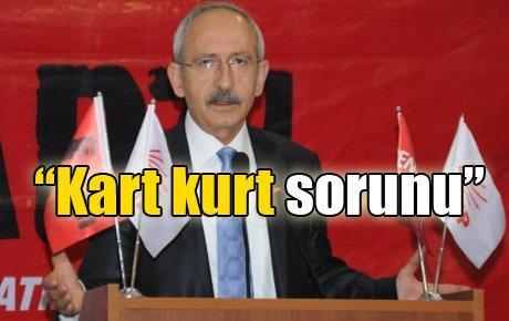 Kılıçdaroğlu Kürt Sorunu diyemiyor