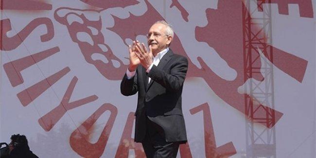 Kılıçdaroğlu: Mursi'yi idam etmeyin, idamlar size de yarar getirmez