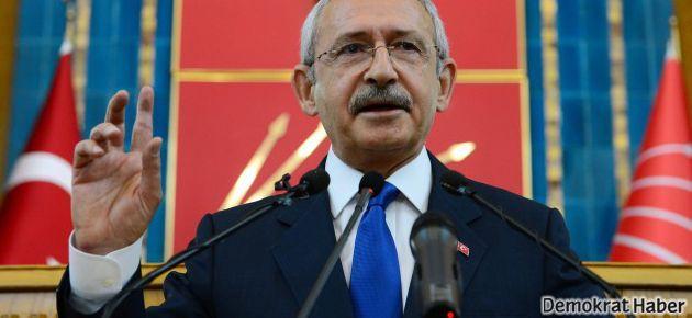 Kılıçdaroğlu: O gençlerin gözlerinden öpüyorum!