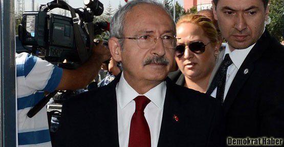 Kılıçdaroğlu: Oslo'nun amacı AKP'ye seçim kazandırmaktı