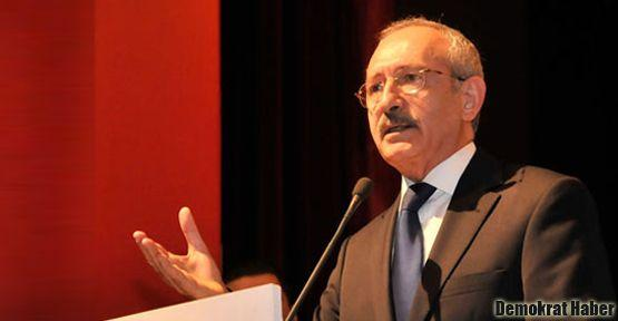 Kılıçdaroğlu: Samimiysen Kürecik'i askıya al