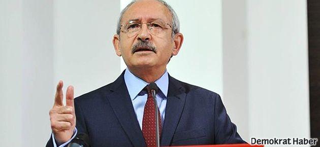 Kılıçdaroğlu: Seçim barajını kaldıralım