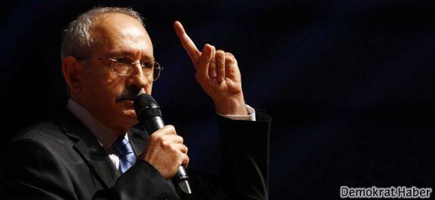 Kılıçdaroğlu 'sürece katılmama' gerekçelerini anlattı