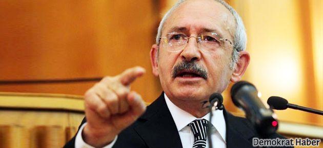 Kılıçdaroğlu: Yolsuzluğun üzerine gidene destek veririz