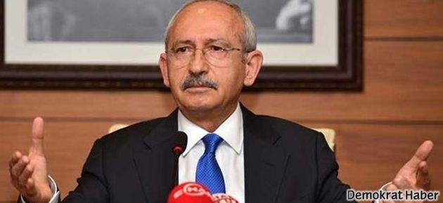 Kılıçdaroğlu'ndan Mısır'daki darbe için açıklama