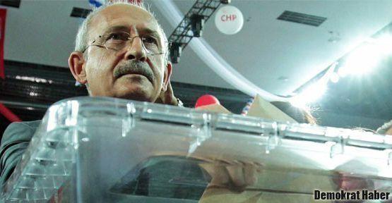 Kılıçdaroğlu'nun listesinde 6 delik