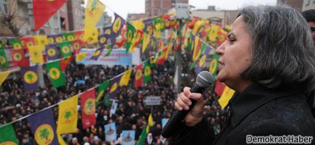 Kışanak: Halk, Başkan Apo'yu yanında istiyor!