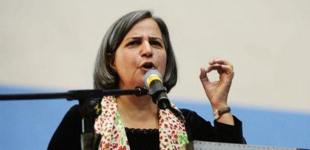 Kışanak: Kızıma 'Annenin BDP milletvekili olduğunu gizle' dediler