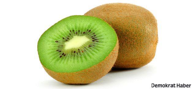 Kivi bağırsağa, mango terlemeye iyi geliyor