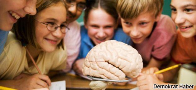 Kız beyni erkek beynine göre 'daha dirençli'