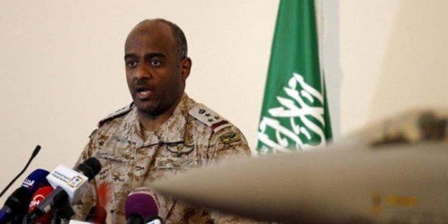 'Koalisyon güçleri Yemen'in havadan kontrolünü sağladı'