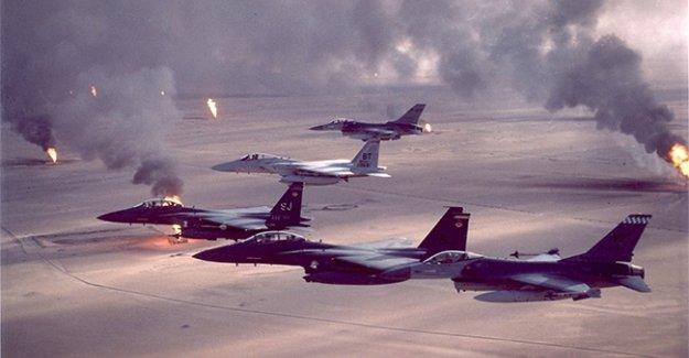 Koalisyon güçlerinden IŞİD'e 22 hava saldırısı