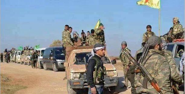 Kobanê'de 7 köy boşaltıldı