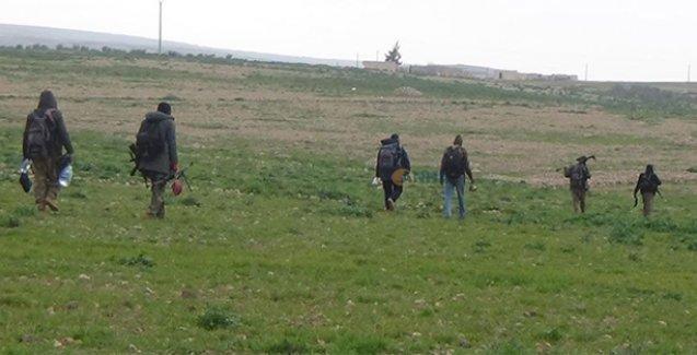 Kobani'de 13 köy daha IŞİD'den temizlendi