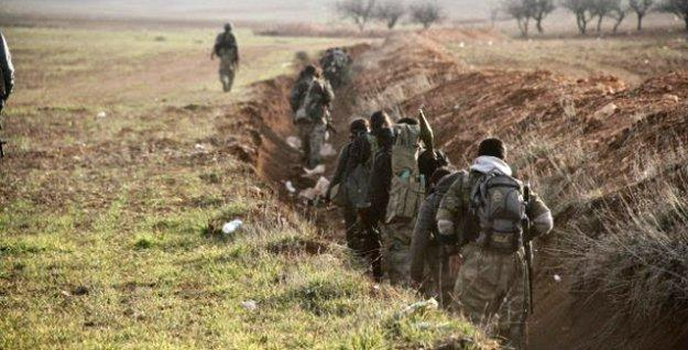 Kobani'de 7 köy daha IŞİD işgalinden kurtarıldı
