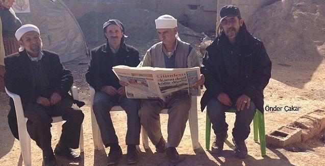 Kobani'de yaralanan Çakar yaşadıklarını anlattı