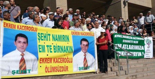 Kobani eylemlerinde linç edilen Kaçeroğlu davasında deliller kayıp, sanıklar serbest