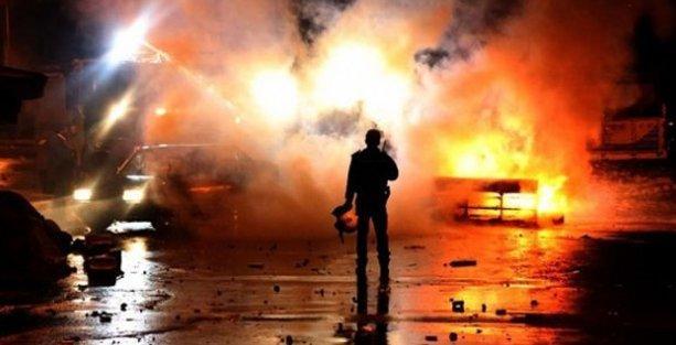 Kobani eylemlerinde ölü sayısı 42'ye çıktı