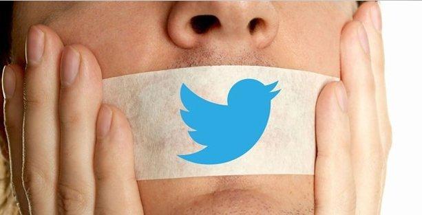 Kobani protestolarında 84 Twitter hesabı engellendi
