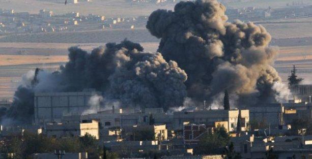 Kobani'de çatışmalar şiddetleniyor