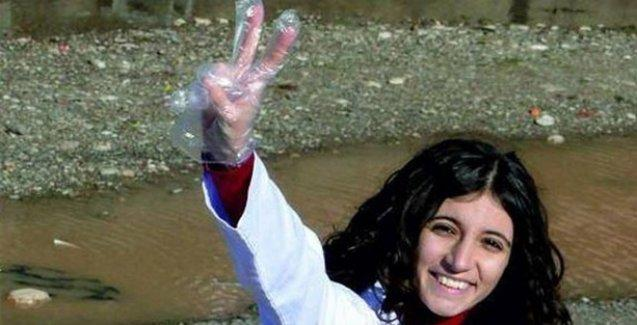 Kobani'de gönüllü doktorluk yapan Esra Yakar serbest