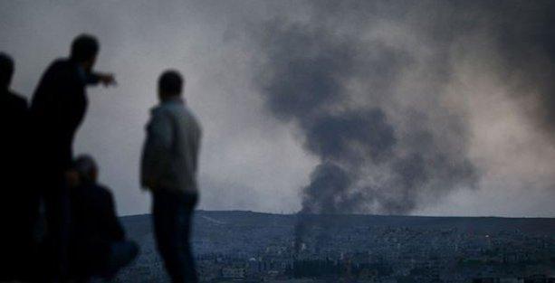 Kobani'de IŞİD'den 'intihar saldırısı' girişimi