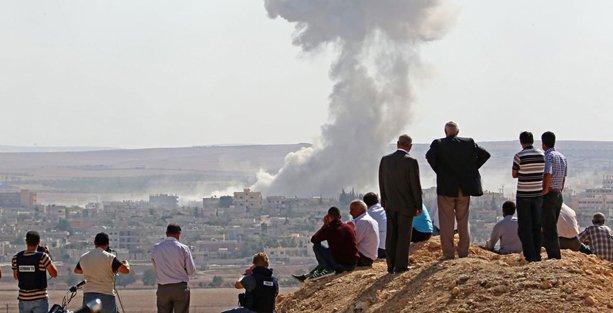Kobani'de IŞİD'in keskin nişancıları öldürüldü
