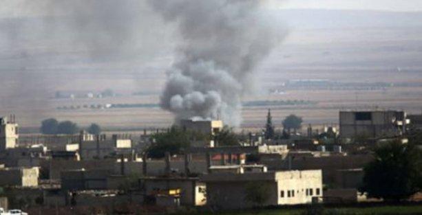 Kobani'de son durum: IŞİD, Mürşitpınar sınır kapısına saldırıyor