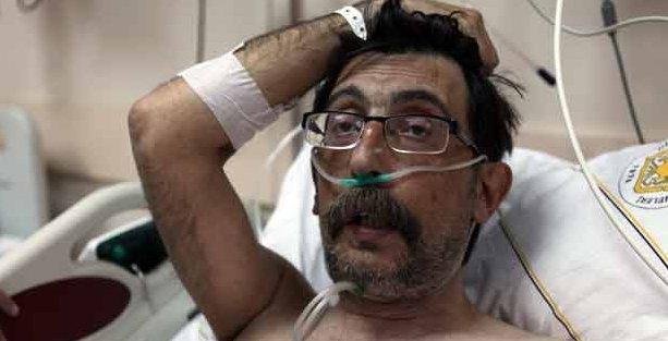 Kobani'de yaralanan ünlü senarist: Proje için değil, direniş için gittim